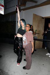 Madi Monroe and Ava Tortorici at Cynthia Parker