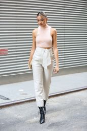 Madison Bailey - Jonathan Simkhai at NYFW in NYC 09/11/2021