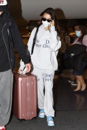 Madison Beer at the Airport in LA 09/15/2021