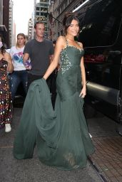 Madison Beer – Heading to a Met Gala After Party in NYC 09/13/2021