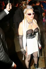 Madonna - Madame X Event in Times Square in NY 09/23/2021