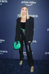 Maeve Reilly – JUSTIN BIEBER, OUR WORLD Special Screening Event in NY 09/14/2021