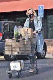 Malin Akerman - Grocery Shopping in Los Feliz 09/26/2021