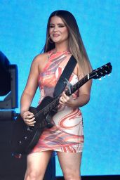 Maren Morris - William Sonoma Culinary Stage at the 2021 BottleRock Napa Valley Music Festival 09/03/2021