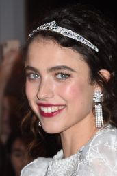 Margaret Qualley on Her Way to Met Gala in NYC 09/13/2021