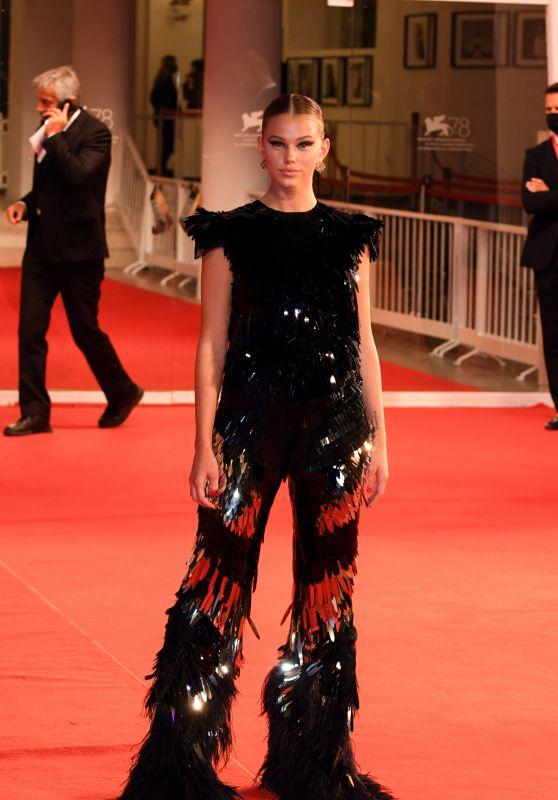 """Margherita Buoncristiani - """"The Catholic School"""" Premiere at the 78th Venice Film Festival"""