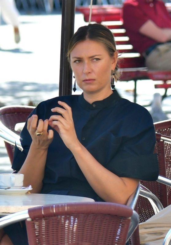 Maria Sharapova - Out in Venice 09/04/2021