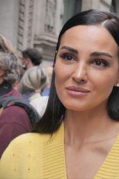 Maria Teresa Buccino – Ermanno Scervino Fashion Show in Milan 09/25/2021