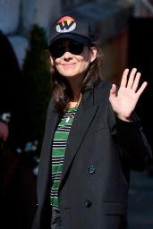 Marion Cotillard - Arrives at the Maria Cristina Hotel in San Sebastian 09/17/2021