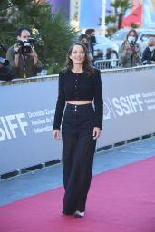 "Marion Cotillard - ""Bigger Than Us"" Red Carpet at Film Festival in San Sebastian"