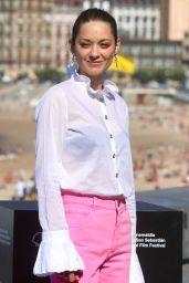 Marion Cotillard - Donostia Award Photocall at the 69th San Sebastian Film Festival 09/17/2021