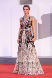 """Martina Colombari - """"Qui Rido Io"""" Premiere at the 78th Venice International Film Festival"""