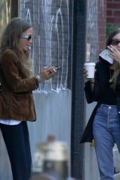 Mary-Kate Olsen and Ashley Olsen - Out in New York 09/07/2021
