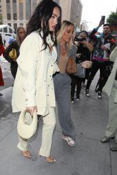 Megan Fox - Arrives to the Revolve Gallery in NY 09/09/2021
