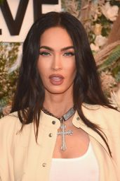 Megan Fox - EVOLVE Gallery Private Event at Hudson Yards in NYC 09/09/2021