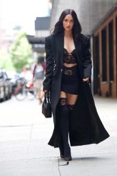 Megan Fox - Out in New York 09/11/2021