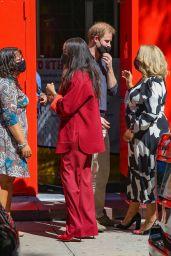 Meghan Markle - Out in New Yoek 09/24/2021