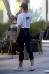 Melanie Chisholm - Out in West Hollywood 09/12/2021