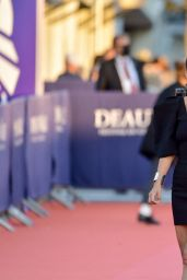 """Melanie Doutey - """"Inexorable"""" Screening at the 47th Deauville American Film Festival 09/07/2021"""