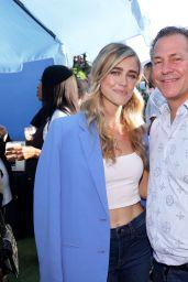 Melissa Roxburgh - HempHera Kosmetikos Pre-Emmy Luxury Lounge in West Hollywood 09/18/2021