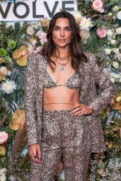 Melissa Wood - REVOLVE Gallery Private Event at Hudson Yards in NYC 09/09/2021