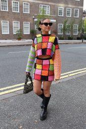 Melissa Zero - London Fashion Week Fashion Finest SS22 Show 09/18/2021