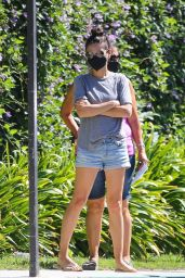 Mila Kunis - Out in Beverly Hills 09/28/2021