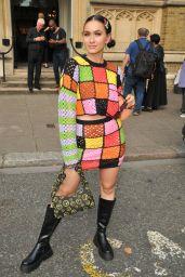 Milly Zero – Fashion's Finest Show at London Fashion Week 09/22/2021