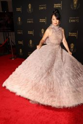 Ming-Na Wen - 2021 Creative Arts Emmys in Los Angeles