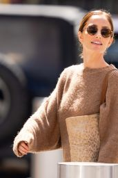 Minka Kelly - Out in New York 09/03/2021