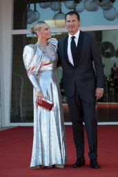 """Molly Sims - """"The Power Of The Dog"""" Premiere at the 78th Venice Film Festival 09/02/2021"""
