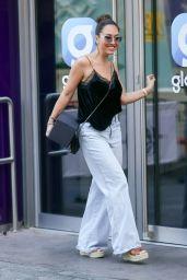 Myleene Klass Street Style 09/24/2021