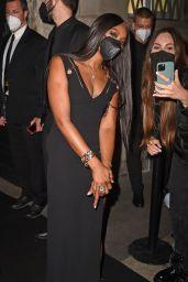 Naomi Campbell - Fendace Afterparty at Milan Fashion Week 09/26/2021
