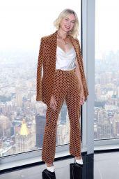 Naomi Watts - Kick-off New York Fashion Week at the Empire State Building 09/09/2021