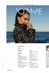 Natalie Portman - ELLE Magazine France September 2021 Issue