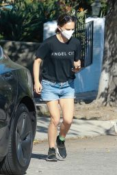 Natalie Portman - Out in Los Angeles 09/19/2021