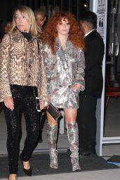 Natasha Lyonne at the Vanity Fair Party in West Hollywood 09/29/2021