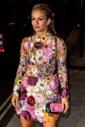 Natasha Poonawalla – British Vogue and Tiffany & Co Celebrate Fashion and Film in Leicester Square 09/20/2021