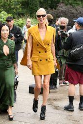 Nicky Hilton – Monse Fashion Show at NYFW 09/09/2021