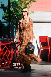 Nicky Hilton - Out in New York City 09/29/2021