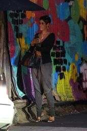 Nicole Murphy at SoHo House in Downtown LA 09/23/2021