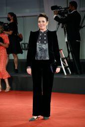 "Olivia Colman - ""The Lost Daughter"" Premiere at the 78th Venice International Film Festival"