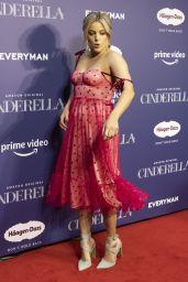 """Olivia Cox – """"Cinderella"""" Premiere in London 09/02/2021"""