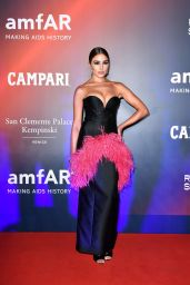 Olivia Culpo - amfAR Venice Gala 09/10/2021