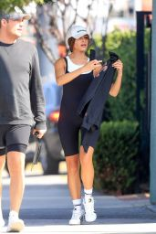 Olivia Culpo With No Make-up - West Hollywood 09/03/2021