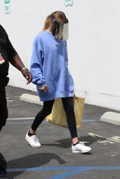 Olivia Jade Giannulli at DWTS Rehearsals in Hollywood 09/02/2021