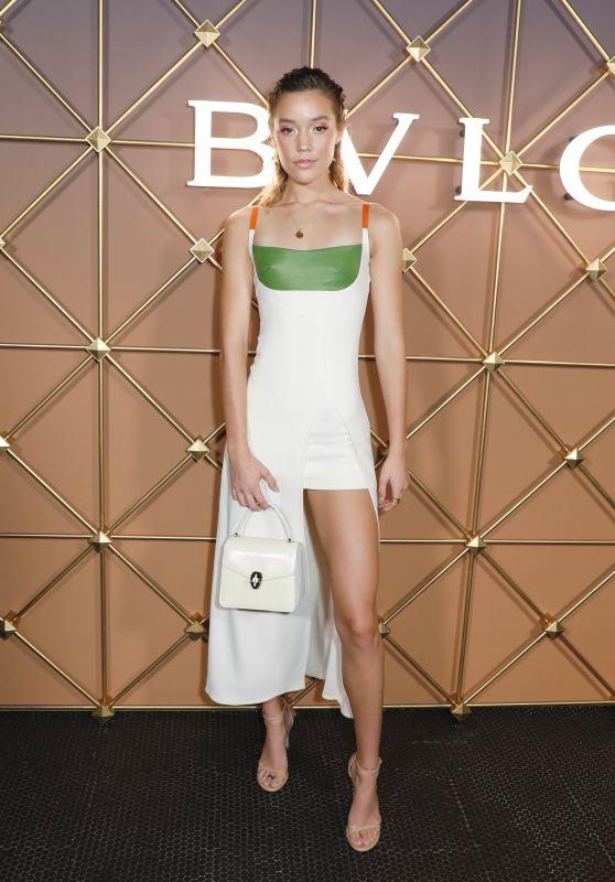 Olivia Ponton - Bvlgari x B.zero1 Party in New York 09/08/2021