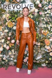 Olivia Ponton – REVOLVE Gallery Private Event at Hudson Yards in NYC 09/09/2021