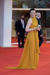 "Olivia Williams – ""Kineo Prize"" Red Carpet at the 78th Venice International Film Festival"