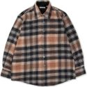 Our Legacy Above Check Pattern Shirt